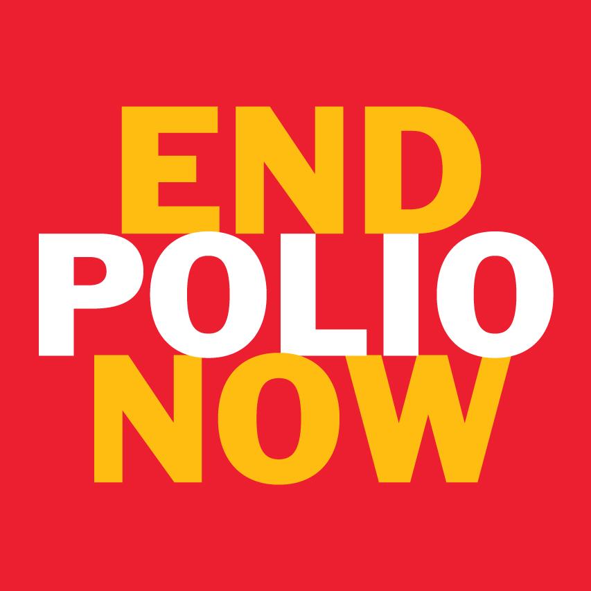 ポリオ根絶チャリティークラシックカーラリー